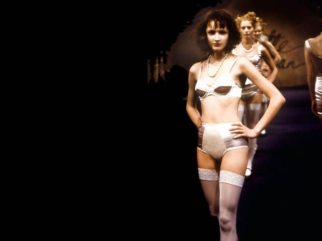 Underwear by Collette Dinnigan, 1998