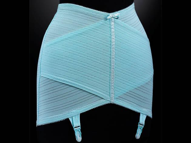 'Little X' girdle, Silhouette Ltd, early 1960s
