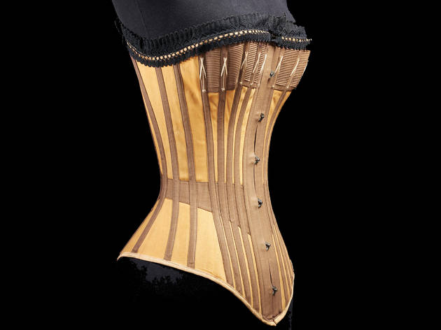 Corset, about 1890