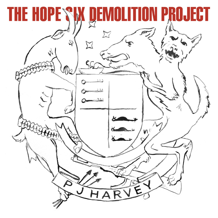 PJ Harvey -The Hope Six  Demolition Project