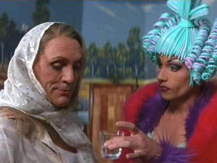 Terence Stamp dans 'Priscilla, folle du désert'