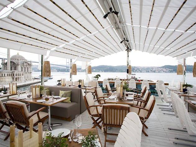 Istanbul's best terraces