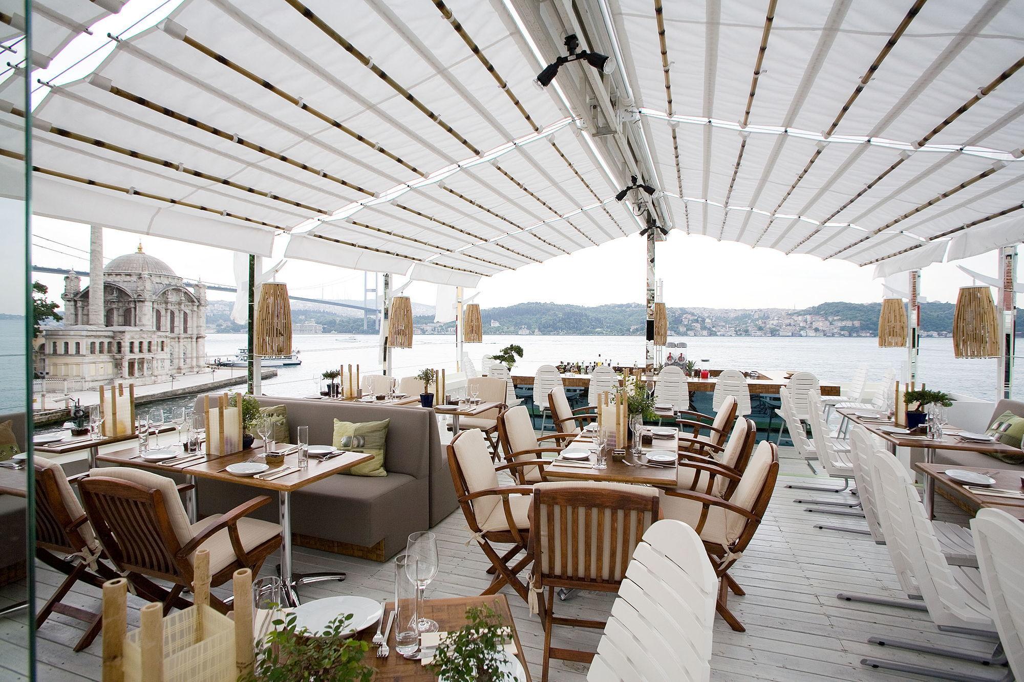 İstanbul'un en iyi terasları