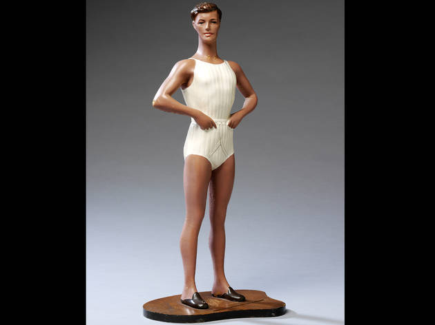 Display figure for Y-fronts, 1950