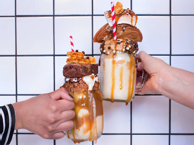 Why everyone is freaking out about… freakshakes