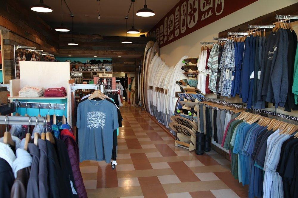 Aqua Surf Shop