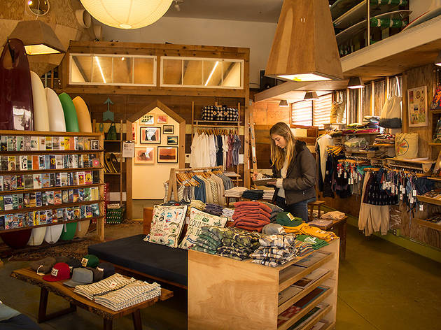 Mollusk Surf Shop Things To Do In Outer Sunset San