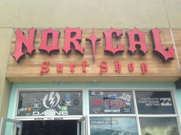 Nor-Cal Surf Shop