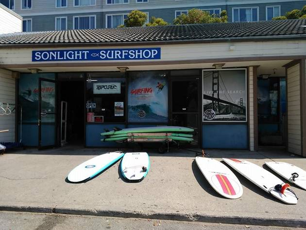 Sonlight Surf Shop