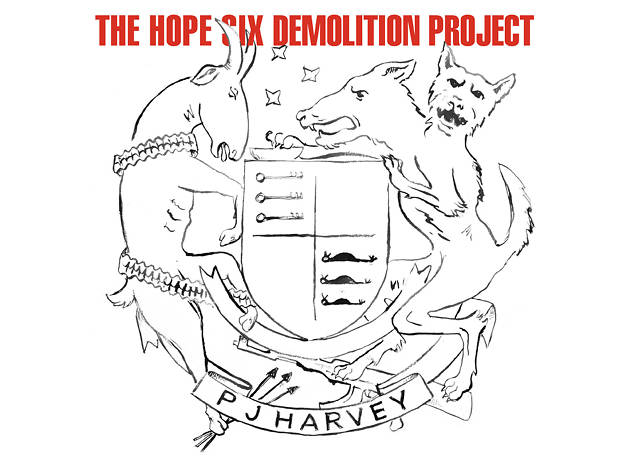 PJ Harvey - The Hope Six Demolition Project review
