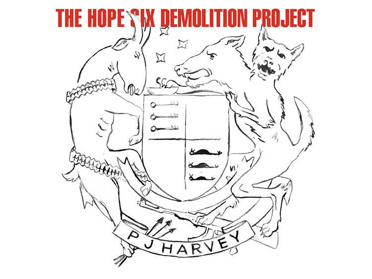PJ Harvey – 'The Hope Six Demolition Project'