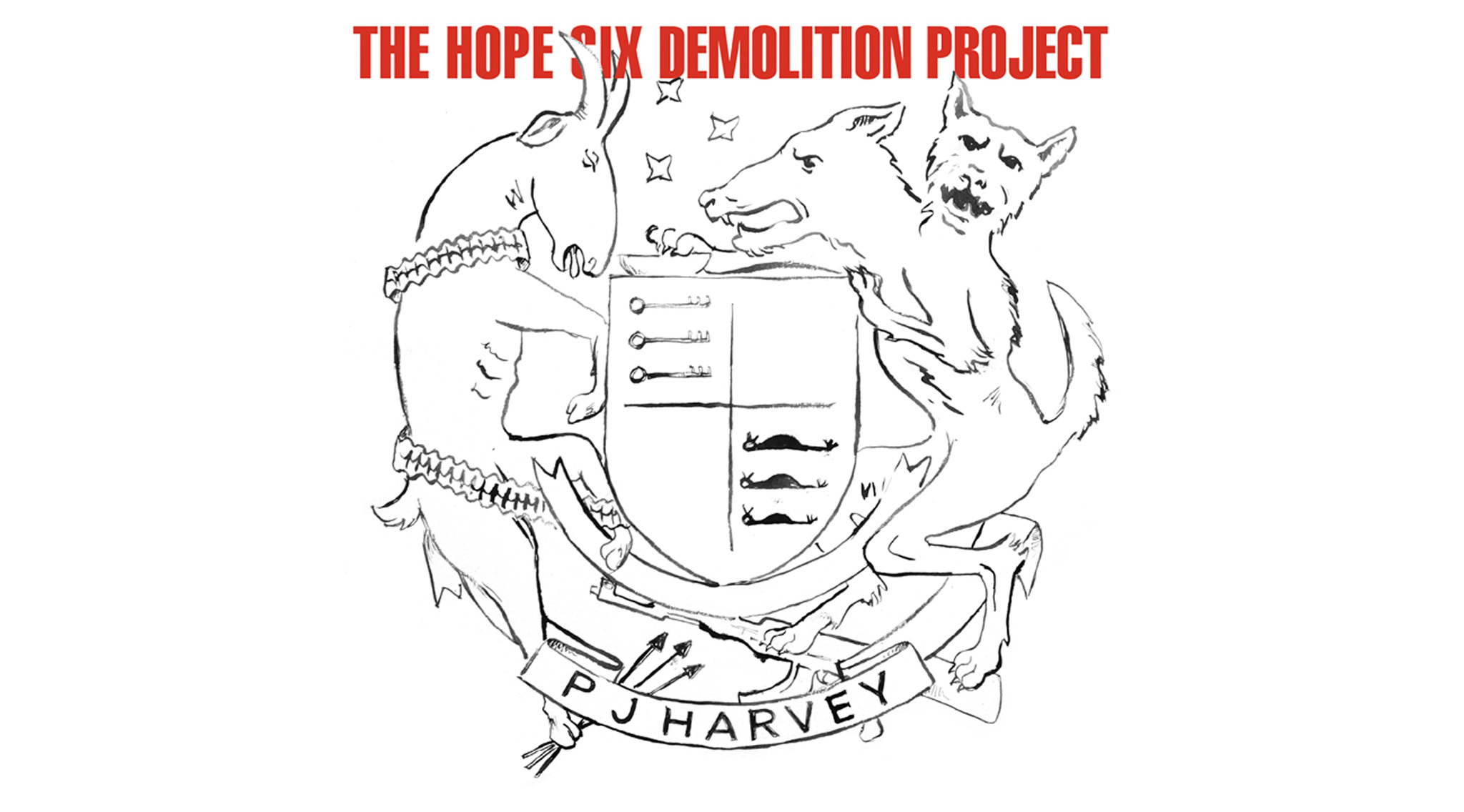PJ Harvey – 'The Hope Six Demolition Project' album review