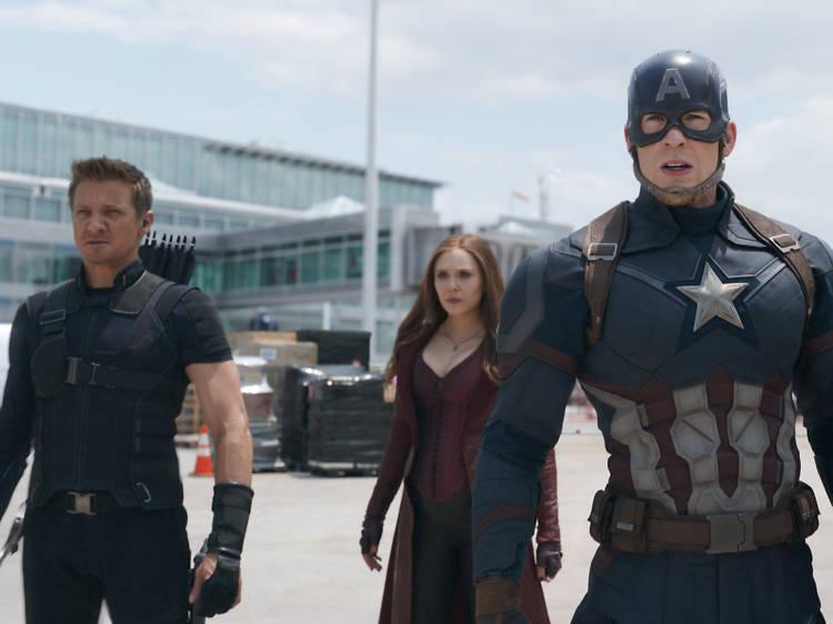 Archivo Clasificado: Capitán América
