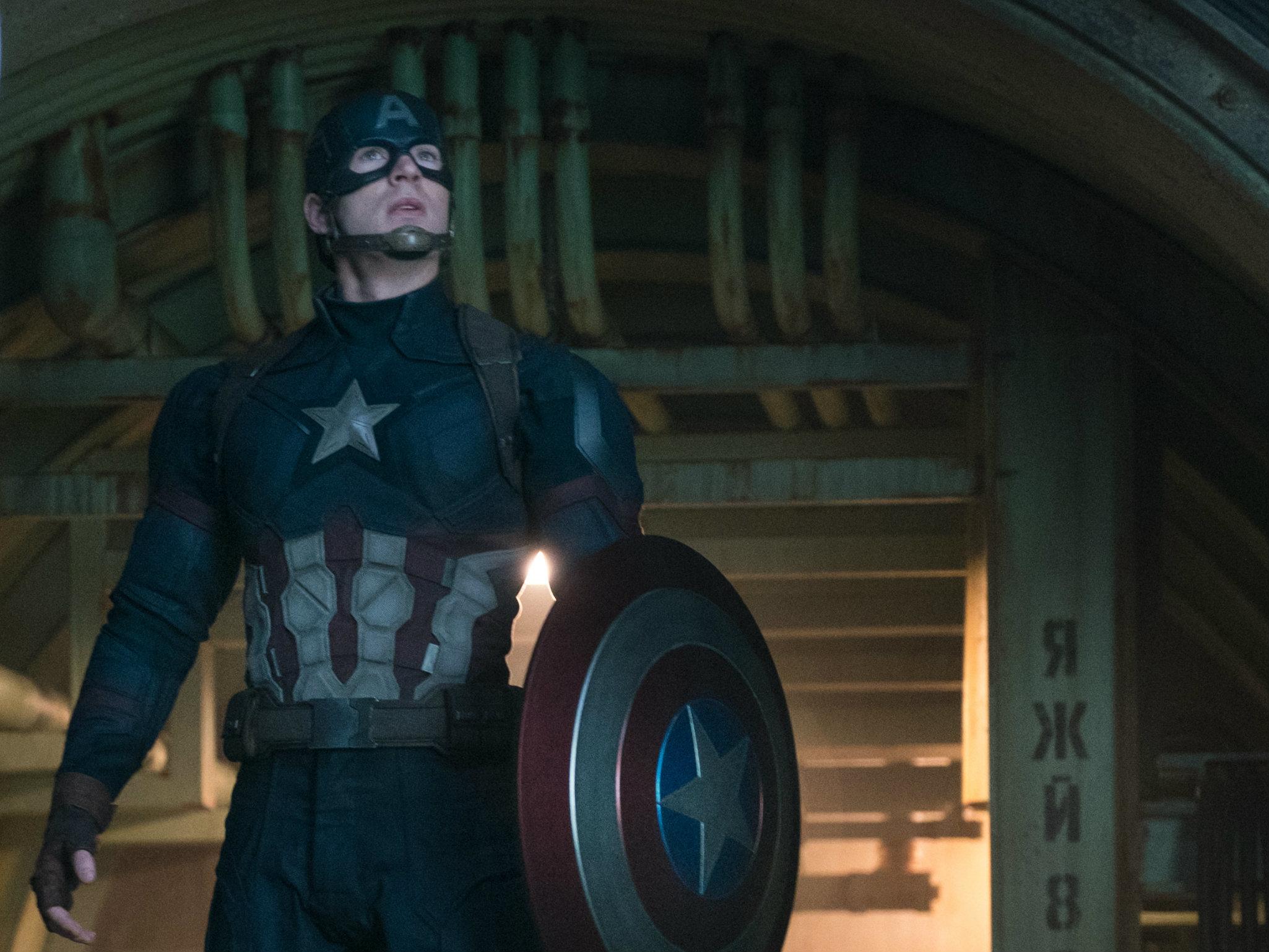 Archivo Clasificado. Capitán América: Civil War