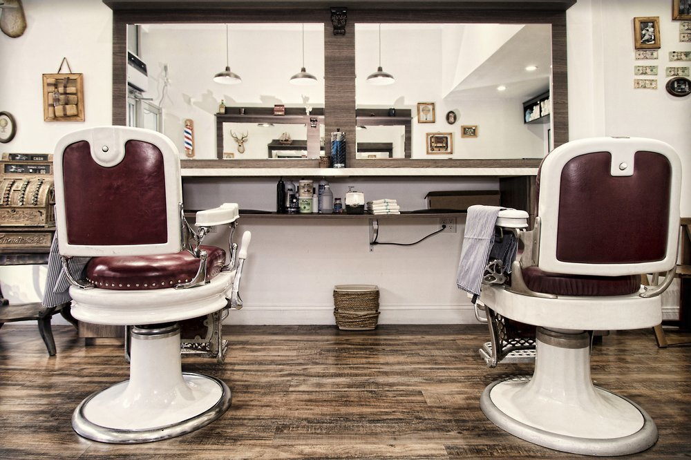 The best salons for men's haircuts in NYC