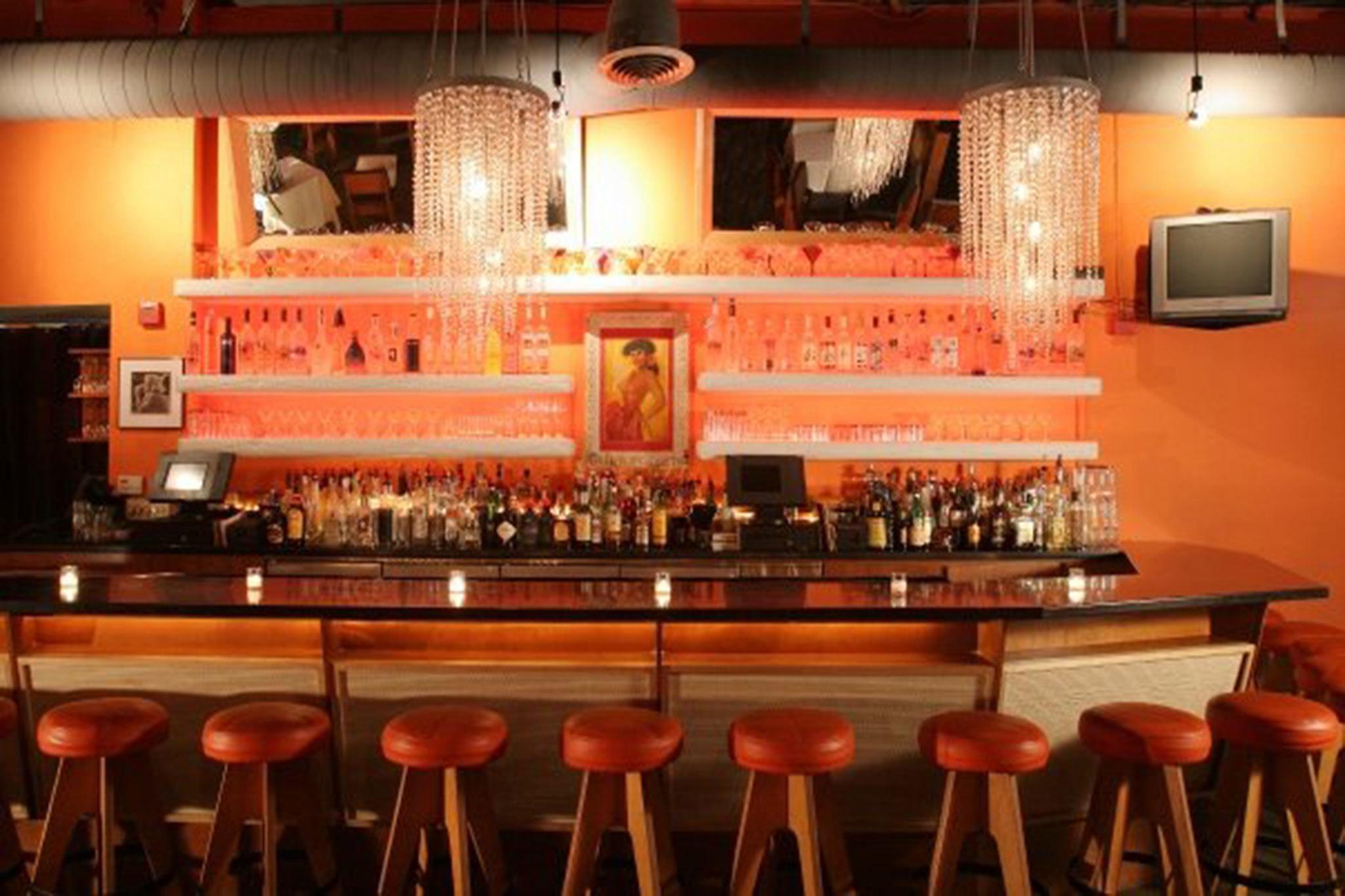 Whipitgood Mr. Pineapple Martini at Nic's Beverly Hills