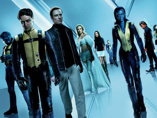 Línea del tiempo de X-Men