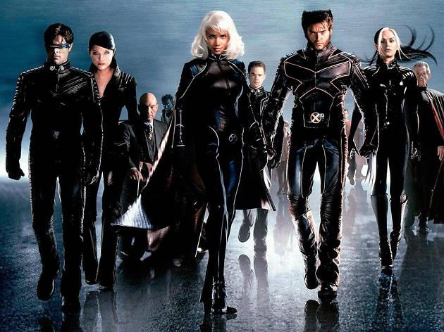 X-Men, 2000 (trilogía 1)