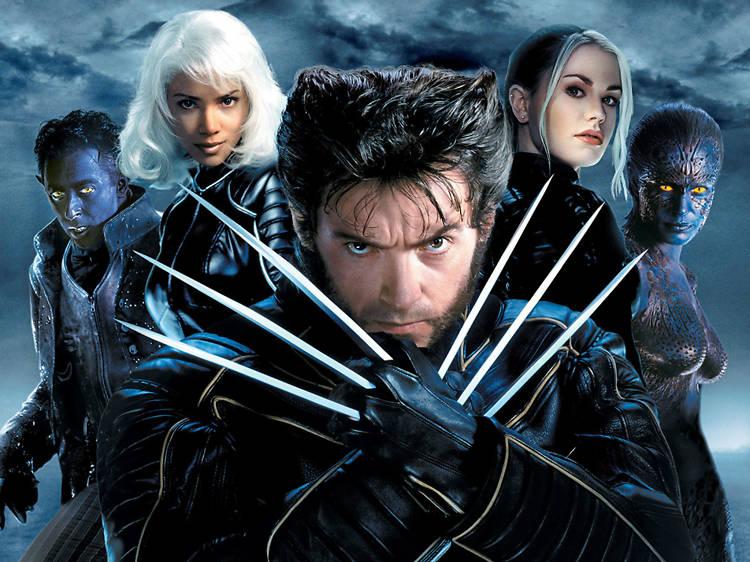 X-Men 2, 2003 (trilogía 1)