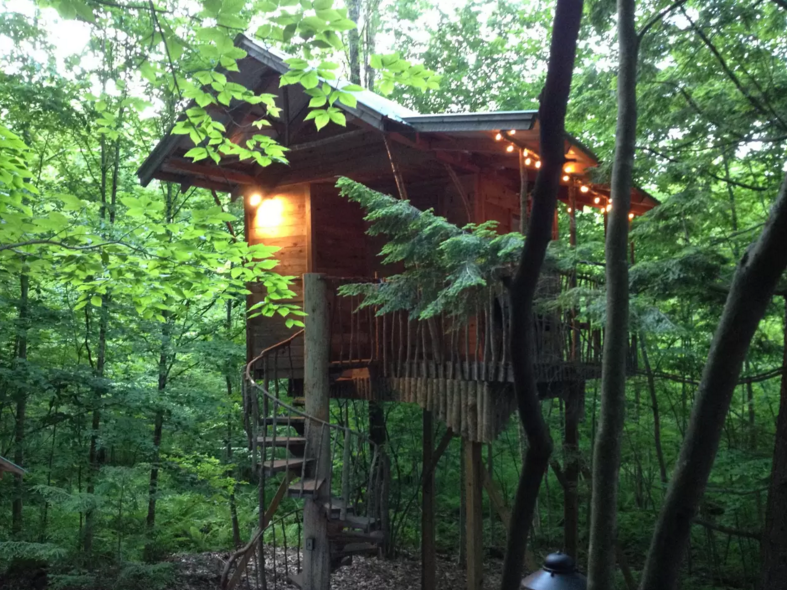 Five magical treehouses near NYC that you can rent on Airbnb