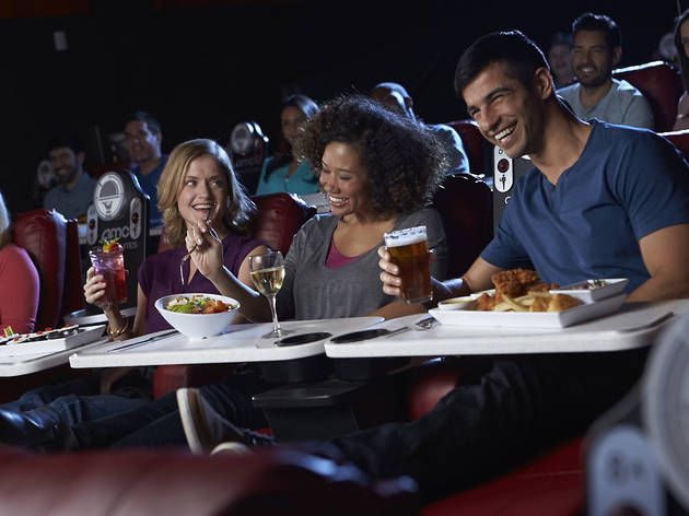 Best dine-in movie theaters in Chicago