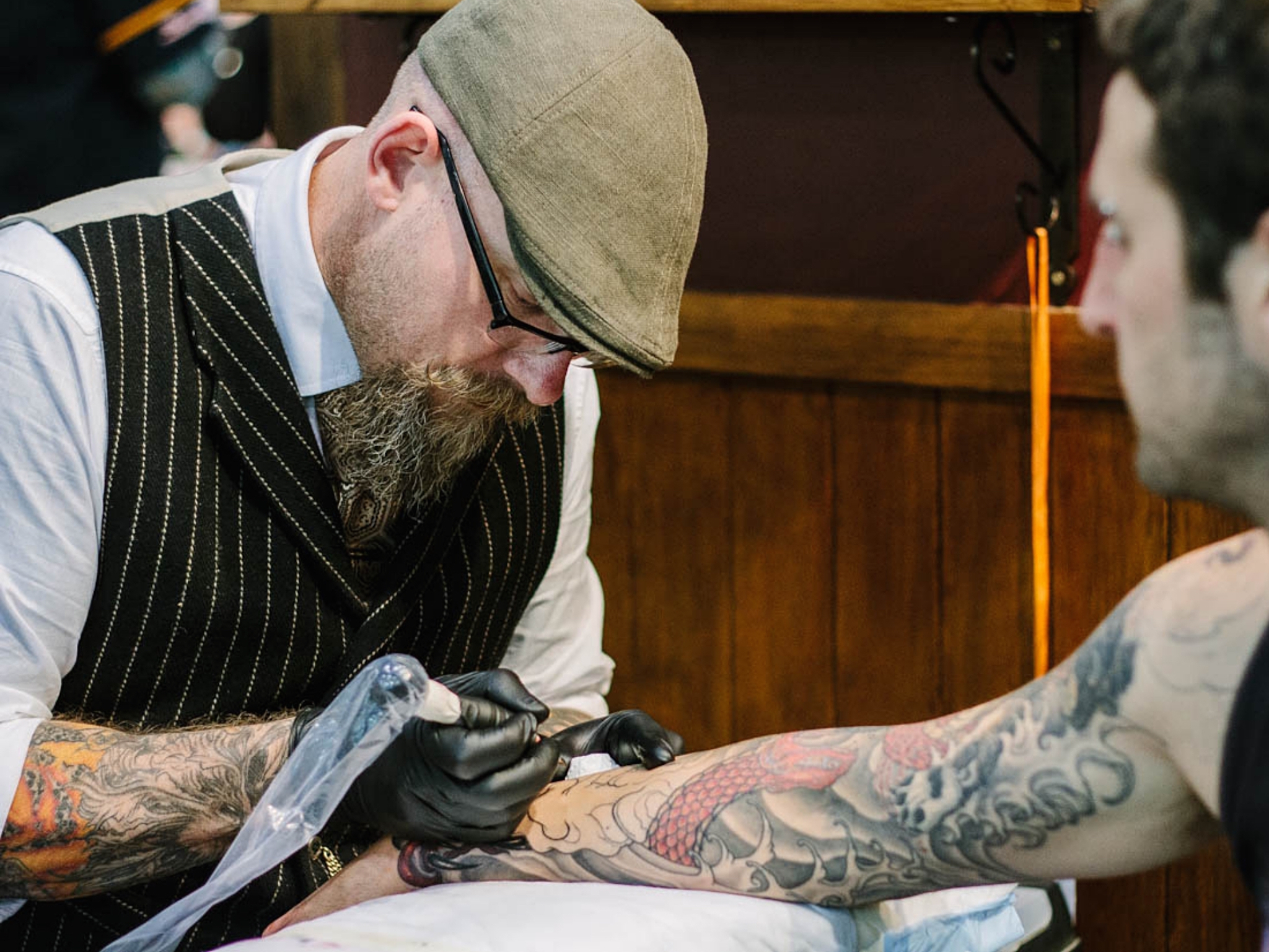 Melbourne's best tattoo parlours