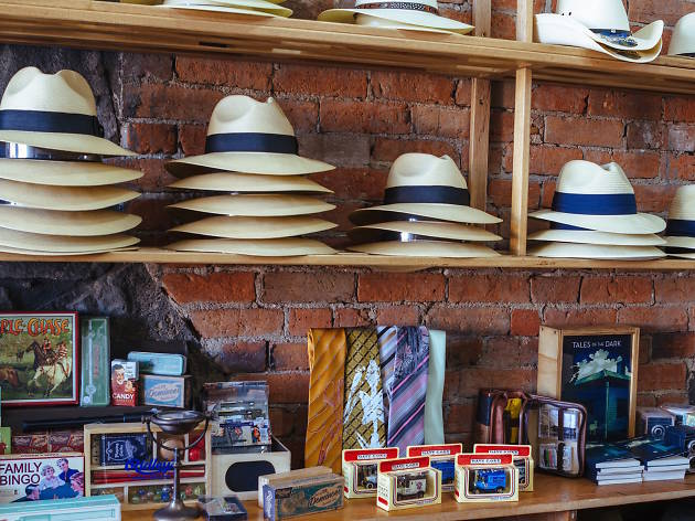 The best men's accessory shops in Melbourne