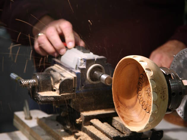 Wood-working, Melbourne