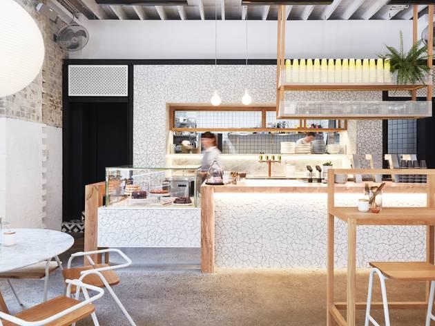 The Rabbit Hole organic tea bar