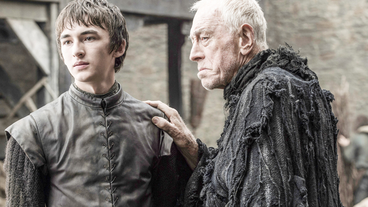 Interview: Isaac Hempstead-Wright, aka Bran Stark on 'Game of Thrones'