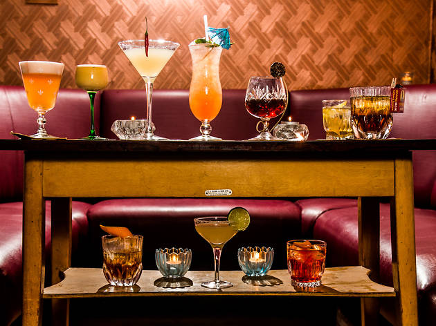 best new bars and pubs in london, ruby's bar and lounge