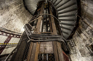 Hidden London: go on a tour of a disused tube station and the city's secret tunnels