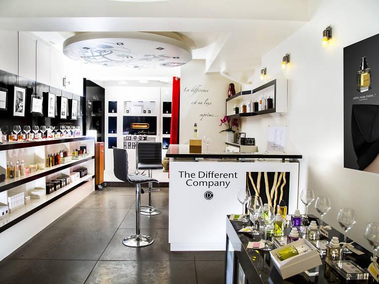 La plus suave : The Different Company