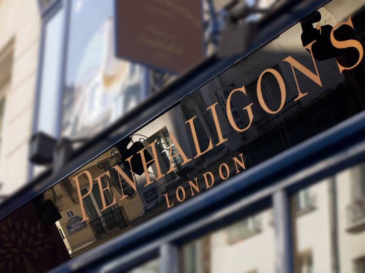 La plus british: Penhaligon's