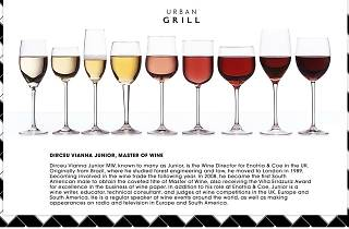 Wine Pairing Dinner at Urban Grill