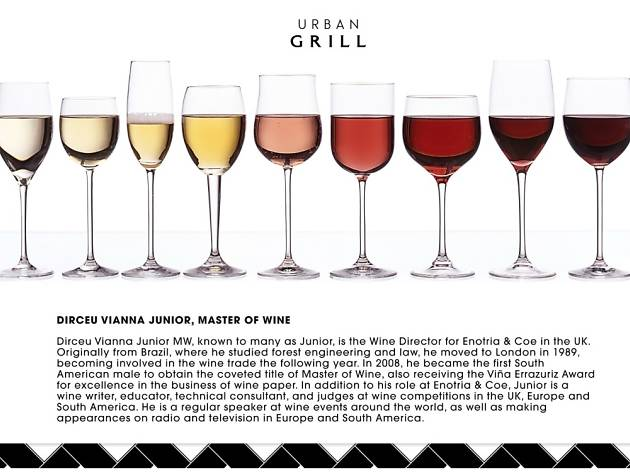 Wine Pairing Dinner at Urban Grill,Urban Grill,Accra/Ghana