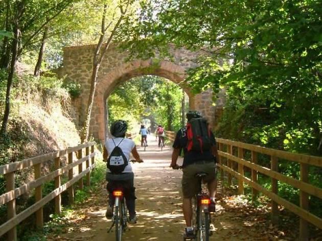 Girona en bicicleta