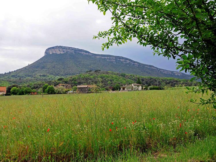 De Girona a Les Encies