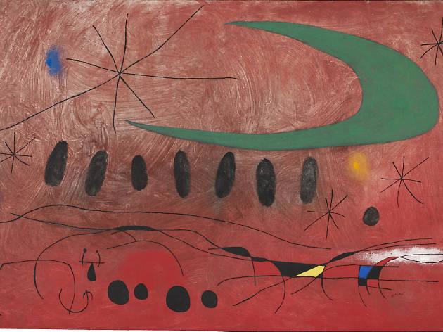 'Paisatge en la nit' (1966-74)