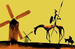 XX Lectura Continuada de El Quijote