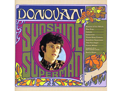 "best summer songs, ""Sunshine Superman"" by Donovan (1966)"