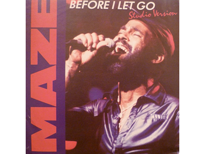 "best summer songs, ""Before I Let Go"" by Maze (1981)"