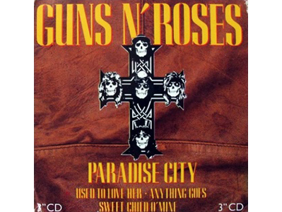 "best summer songs, ""Paradise City"" by Guns N' Roses (1987)"