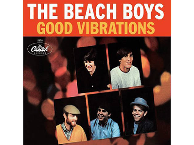"best summer songs, ""Good Vibrations"" by Beach Boys (1966)"