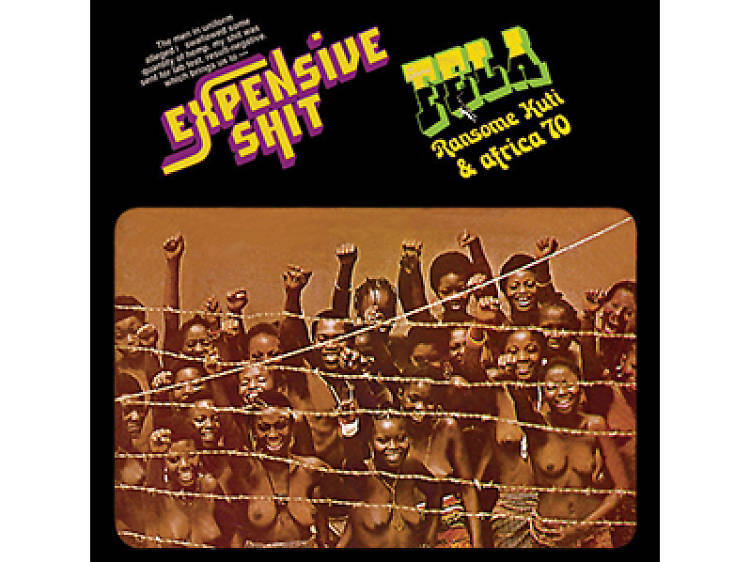 """Water Get No Enemy"" by Fela Kuti"