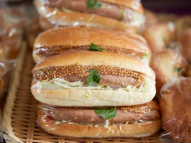 青山パン祭り 懐かしい日本のパン