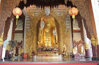 Dhammikarama Burmese Buddhist Temple
