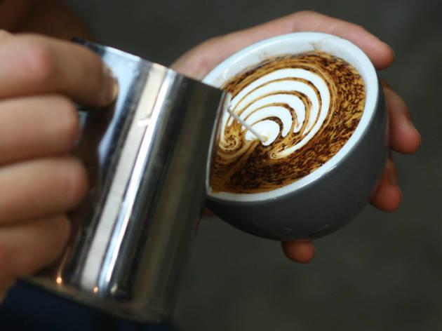 Black Market Roaster Coffee