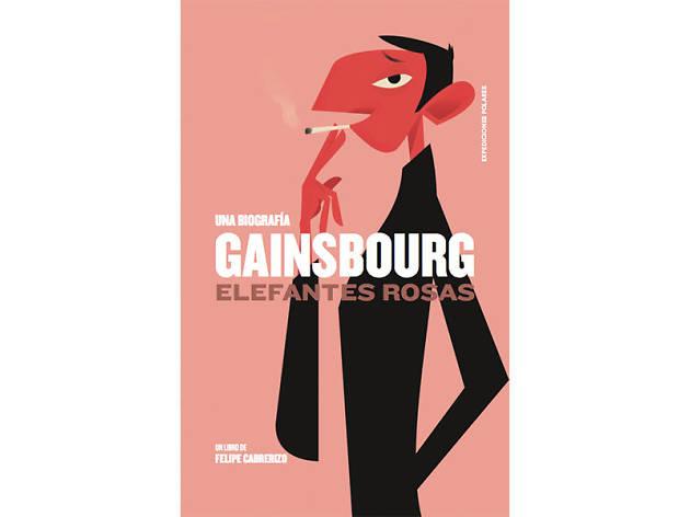 'Gainsbourg: elefantes rosas', Felipe Cabrerizo
