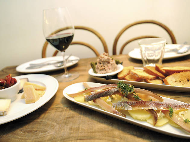 Restaurantes de Madrid con reserva online